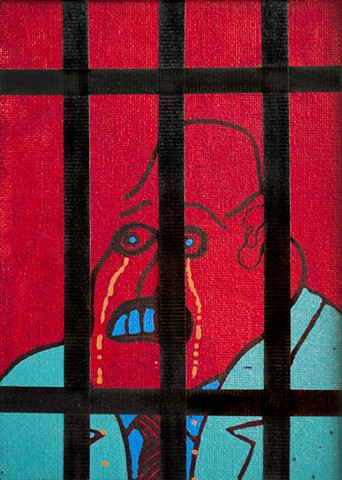 jail prison crying by Steve Veatch