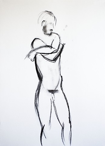 male nude by Steve Veatch