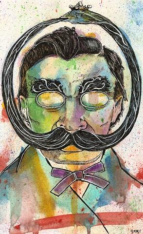 Nietzsche's Ouroboros