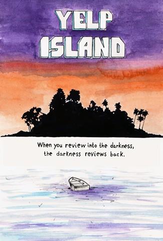 Yelp Island