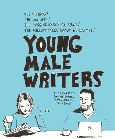 Young Male Writers.