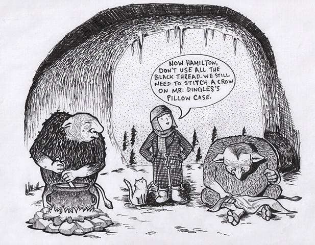 Elsa and The Trolls, #2.