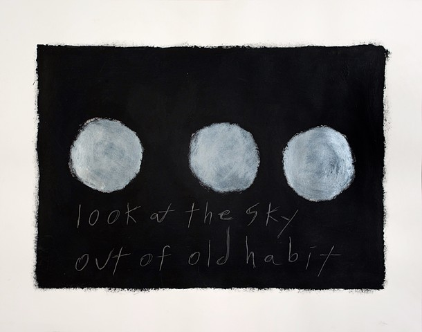 look at the sky out of old habit (cormac mccarthy)