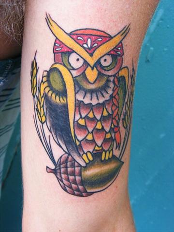 Willie Owl