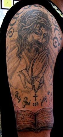 Jesus.w.Bible