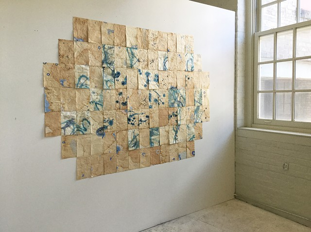 Flow: art project investigating our relationship with water