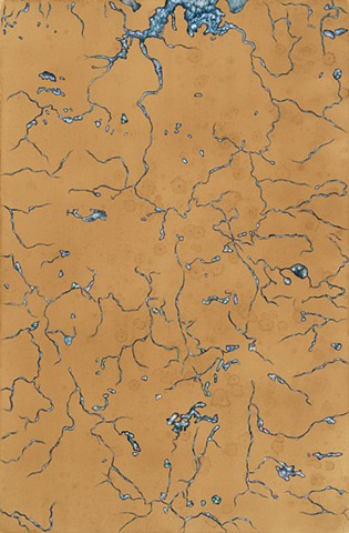 Water, is Taught by Thirst (BLUE), Greater Boston