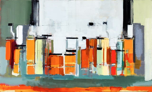 Peri Schwartz Bottles and Jars XXXIII