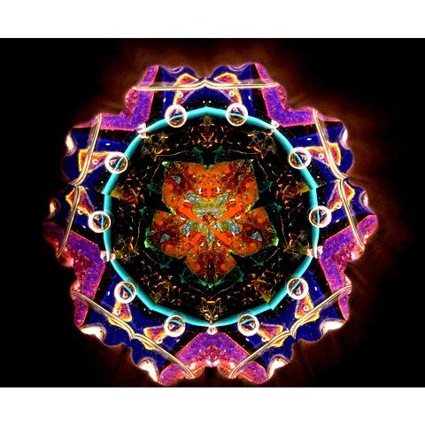 Bubblessence Mandala