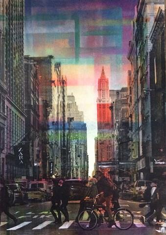 New York Crosswalk