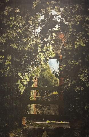 Doorway to Pompeii