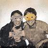 Masked Family Portrait
