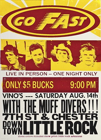 Go Fast with the Muff Divers