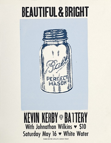 Kevin Kerby and Battery with Jonathan Wilkins