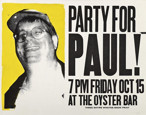 Party for Paul