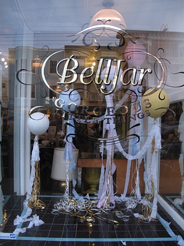 Bell Jar Window Spring '12