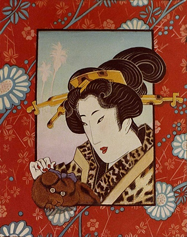 Geisha and Rodent