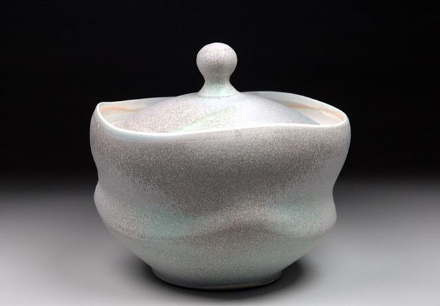 Large Lidded Serving Bowl
