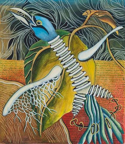 bird totem 2