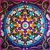 """Mandala 8: """"Si quieres paz, lucha por la justicia"""""""