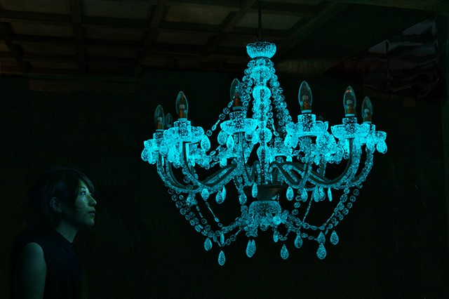 Weather Chandelier