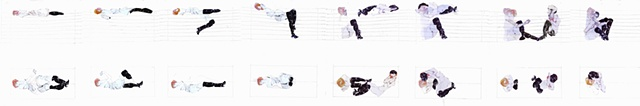 Egon Schiele Re-configured