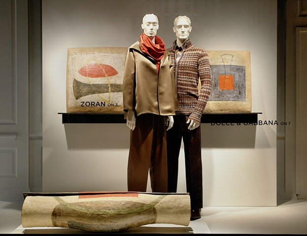 """From """"Windows on Fifth"""" at Saks Fifth Avenue"""