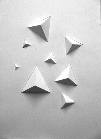 White Shapes 3