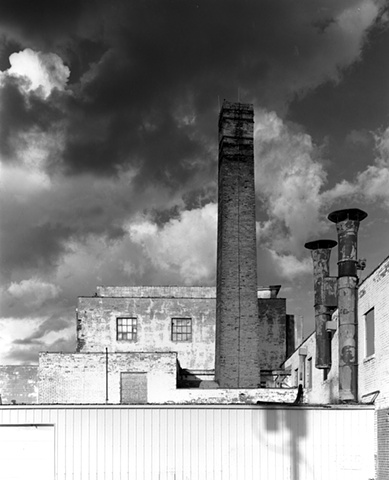 Chimney and Cloud