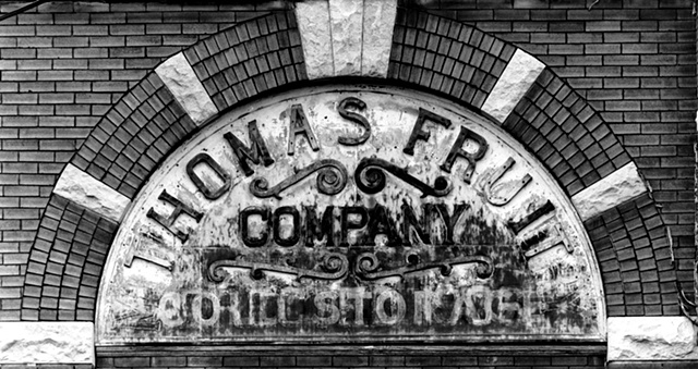 Thomas Fruit Company, Joplin Missouri