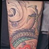 Dragon (thigh) 4