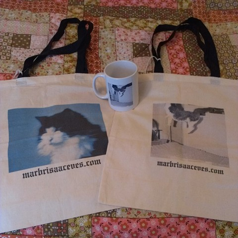 Vincent-Cups and totes!