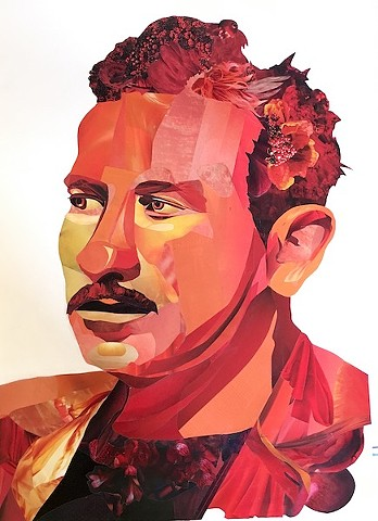 John Steinbeck  (LA Portrait Commission)