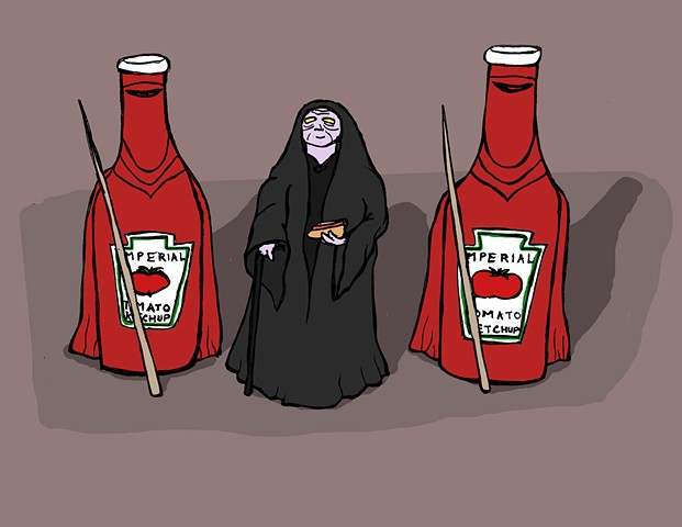 """Imperial Ketchup"""