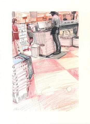 Cashier 12