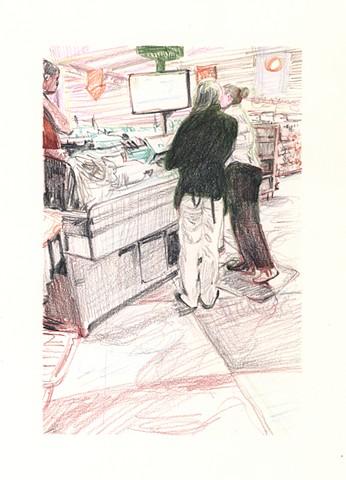 Cashier 15
