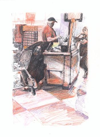 Cashier 34
