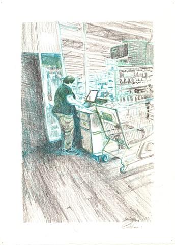Cashier 26
