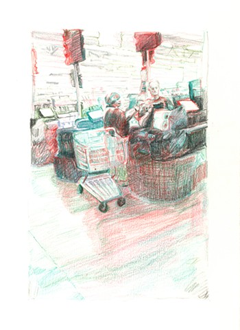 Cashier 1
