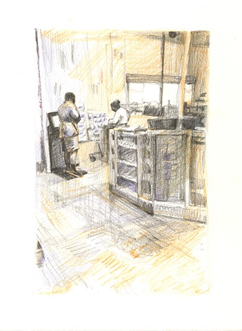 Cashier 20