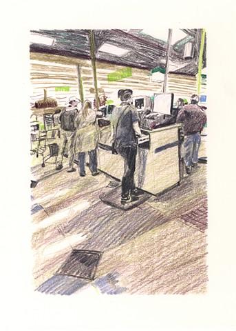 Cashier 5
