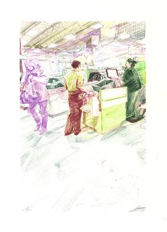 Cashier 11