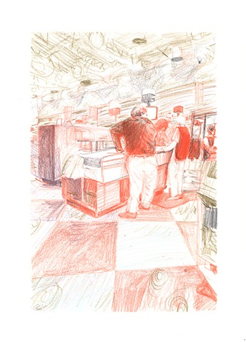 Cashier 13
