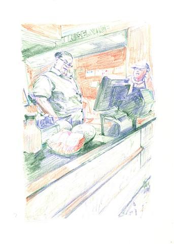 Cashier 9