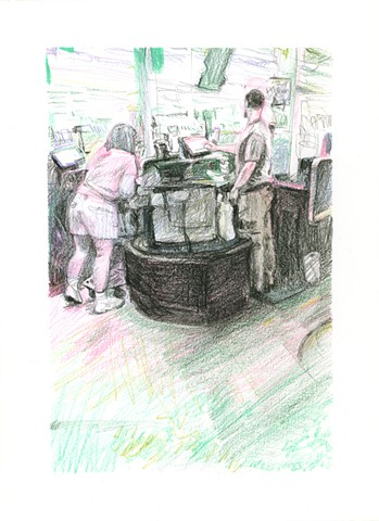 Cashier 43