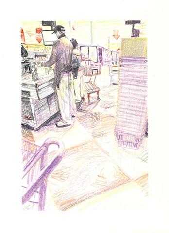 Cashier 30