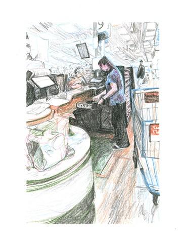 Cashier 45