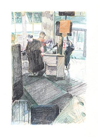 Cashier 38