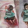 Portrait 6 -Triptych - Rite of Passage- Lauren Rolling
