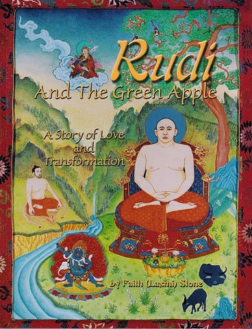 Rudi, Swami Rudrananda, novel